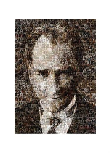 Art Puzzle Art Puzzle Atatürk 260 Parça Kutu Puzzle  Renksiz